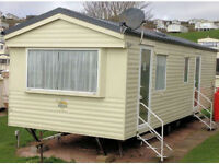 DEVON CLIFFS 2 BEDROOM 6 BERTH CARAVAN TO LET! BOOK YOUR SUMMER HOLIDAY! SANDY BAY EXMOUTH