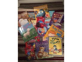 Lot of 42 Kids Boys & Girls Children's Story Books