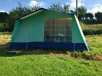 6 Birth frame tent