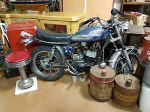 1974 AMF Harley Davidson
