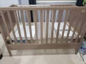 Baby Crib and Mattress - $250