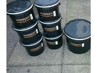 sonubait bait buckets