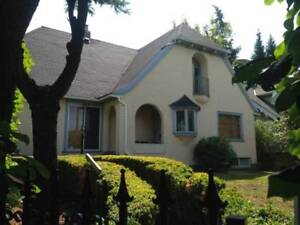 Shaughnessy house rental - 2 upper floors or whole house