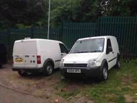 FORD TRANSIT CONNECT WANTED