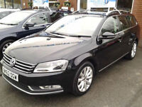 Volkswagen Passat 2.0TD BlueMotion Tech 2012 Highline