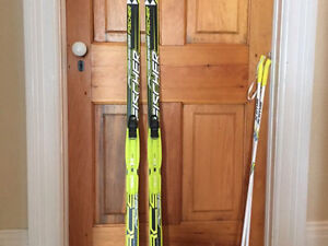 Fischer Junior XC ski Package  from Suntrail Outfitters