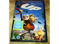 DISNEY UP DVD WATCHED ONCE