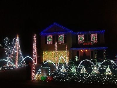 NEW 2019 LIGHT O RAMA 23 SEQUENCES LIGHTORAMA CHRISTMAS & HALLOWEEN LIGHT SHOW - Halloween Sequences