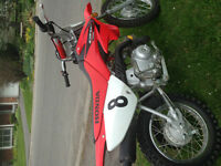 2005 CRF 70 For Sale