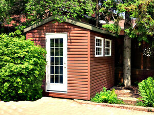 SAVE THE TAX ON CUSTOM VINYL SHEDS! Book by Apr 15th