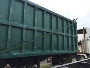 Dump Trailer For Sale (K LINE END DUMP) 90 yard