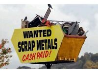 £££Scrap Metal Wanted Best Prices Paid & Rubbish removals cheaper than a skip ££