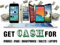 INSTANT CASH ANY BROKEN IPHONE 7, 7+, 8, 8+, X