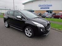 PEUGEOT 3008 1.6 EXCLUSIVE HDI Two Previous Owners