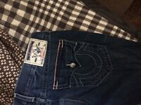 100% real True religion Jeans, 10/10 mint. Bought for 350