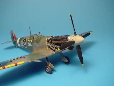 AIRES 4210 Spitfire Mk. IX detail engine set Scale 1/48