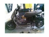 all piaggio/vespa bikes wanted all conditions all models