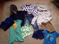 Clothing bundle 12-18 months