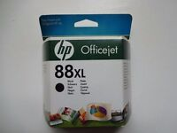 HP 88 XL Boxed, genuine, sealed ink cartridges. Out of date so cheap.