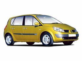 RENAULT MEGANE SCENIC 1.6 VVT Dynamique Auto [Euro 4] (saffron) 2006