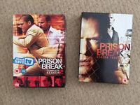 Prison break 2&3 DVDs - great condition