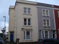 Recently refurbished 2 double bed flat on City Road Stokes Croft