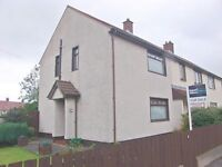 BT10 0EP. Finaghy. 2 bedrooms, end-terrace house, furnished and oil-fired heating. Superb condition.