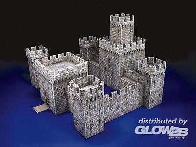 MINIART #72005 Medieval Castle / Mittelalterliche Burg in 1:72