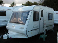SUPER-LIGHTWEIGHT 5-BERTH TOURER