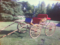 Great Condition - Carriage