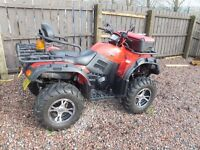 One of a kind road legal quad open too cash offers 2wd and 4wd with front winch ect take a look