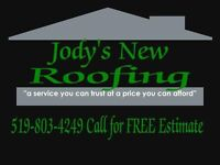 Roof is leaking or just want a Free Estimate call today