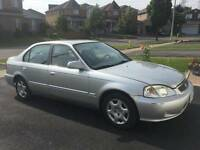 2000 Honda Civic Sedan asis