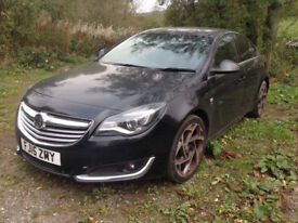 2015 Vauxhall Insignia 2.0 cdti sri vx-line spares and repairs bargain