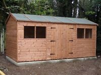 Garden Shed , Garage or Workshop wanted wooden - Can collect, cash waiting