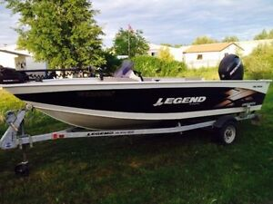 Wanted To Buy ~ Legend Aluminum Boat