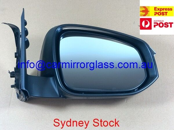 # Right Electric Black Door Mirror for Toyota Hilux TGN//KUN//GGN 2011-2015