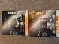 SilverStar headlight Bulbs 9005 & 9006