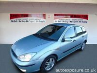 FORD FOCUS 1.6 5 DOOR ONE OWNER WITH HISTORY