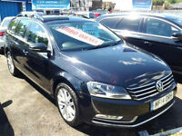 Volkswagen Passat 2.0 TDI Bluemotion Tech Executive (FULL LEATHER+SAT NAV)