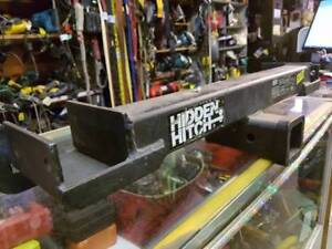Trailer Hitch - Hidden Hitch - Trailer Weight 3500lbs $50