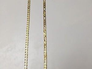 "9"" gold plated bracelet chain 2 styles************"