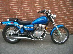 2009 Honda Rebel  (CMX250C)