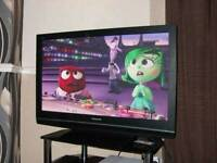 """42"""" Panasonic plasma, free delivery,Freeview, full HD 1080, no offers"""