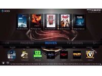 New Apple TV 4 with Kodi 32 GB and 64GB Premium Installation Free Movies Sports Live Tv