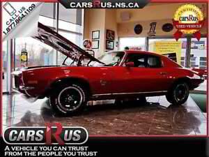 1973 Chevrolet Camaro 350 V8