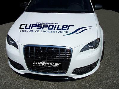 ..:: A3 8P Scheinwerferblenden Böser Blick Audi Scheinwerfer Blenden Leisten :.