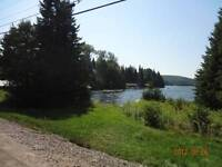 CORNER LOT IN STE-AGATHE NEAR LAC MANITOU – ONLY 25,000$ **