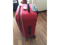 Hand luggage trolley