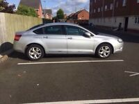 2009 09reg Citroen C5 2.0 HDI VTR Silver Top Spec Quick Sale Bargain